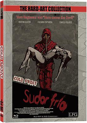 Einfach und sicher online bestellen: Sudor Frio (Cold Sweat) Cover A Mediabook in Österreich kaufen.