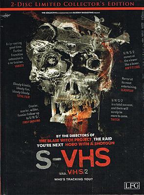 Einfach und sicher online bestellen: S-VHS - Who's Tracking You? Mediabook in Österreich kaufen.