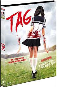 Einfach und sicher online bestellen: Tag Limited 500 Edition Mediabook Cover B in Österreich kaufen.
