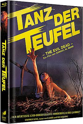 Einfach und sicher online bestellen: Tanz der Teufel Limited Edition Mediabook Cover A in Österreich kaufen.