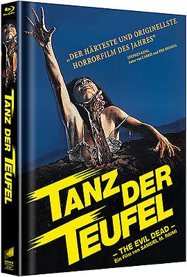 Einfach und sicher online bestellen: Tanz der Teufel Limited Edition Mediabook Cover C in Österreich kaufen.