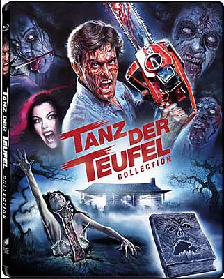 Einfach und sicher online bestellen: Tanz der Teufel Limited Steelbook Collection in Österreich kaufen.