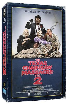 Einfach und sicher online bestellen: Texas Chainsaw Massacre 2 Limited Collectors Edit. in Österreich kaufen.