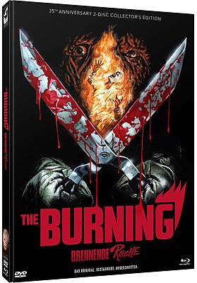Einfach und sicher online bestellen: The Burning - Brennende Rache Limited Mediabook in Österreich kaufen.