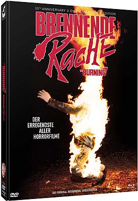 Einfach und sicher online bestellen: The Burning - Brennende Rache Limited Mediabook B in Österreich kaufen.