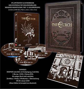 Einfach und sicher online bestellen: The Church Limited 888 Leatherbook in Österreich kaufen.