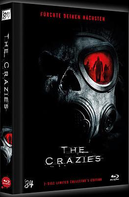 Einfach und sicher online bestellen: The Crazies Limited 333 Edition Mediabook Cover B in Österreich kaufen.