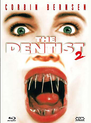 Einfach und sicher online bestellen: The Dentist 2 Limited 500 Mediabook Cover B in Österreich kaufen.