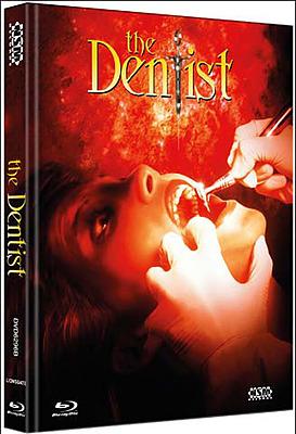 Einfach und sicher online bestellen: The Dentist Limited 555 Mediabook Cover B in Österreich kaufen.