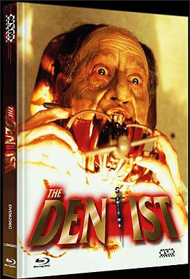 Einfach und sicher online bestellen: The Dentist Limited 444 Mediabook Cover C in Österreich kaufen.