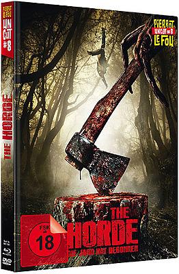 Einfach und sicher online bestellen: The Horde - Die Jagd hat begonnen Mediabook in Österreich kaufen.