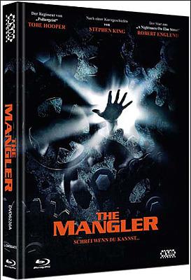 Einfach und sicher online bestellen: The Mangler Limited 666 Mediabook Cover A in Österreich kaufen.