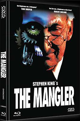 Einfach und sicher online bestellen: The Mangler Limited 333 Mediabook Cover C in Österreich kaufen.