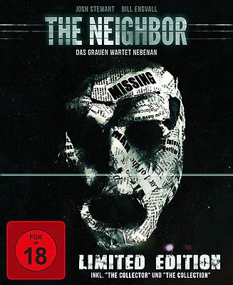 Einfach und sicher online bestellen: The Neighbor Limited Edition + 2 Bonusfilme in Österreich kaufen.