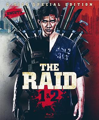 Einfach und sicher online bestellen: The Raid 1 & 2 Mediabook 2-Disc Special Edition in Österreich kaufen.