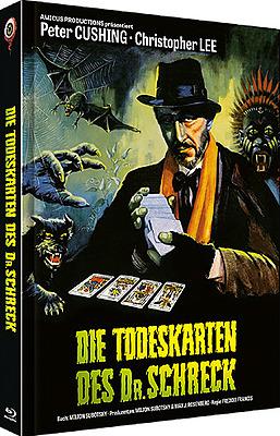 Einfach und sicher online bestellen: Todeskarten des Dr. Schreck Mediabook Cover B in Österreich kaufen.