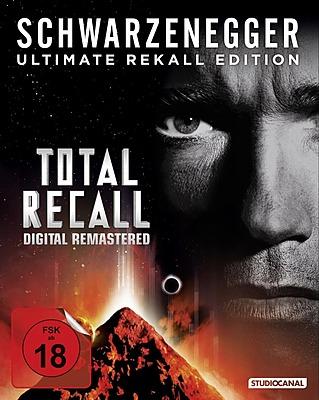 Einfach und sicher online bestellen: Total Recall Ultimate Rekall Edition in Österreich kaufen.