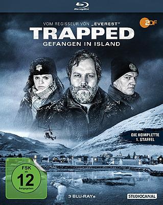 Einfach und sicher online bestellen: Trapped - Gefangen in Island Staffel 1 in Österreich kaufen.