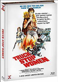 Einfach und sicher online bestellen: Truck Stop Women Limited Edition Mediabook Cover A in Österreich kaufen.