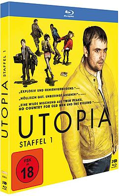 Einfach und sicher online bestellen: Utopia - Staffel 1 in Österreich kaufen.