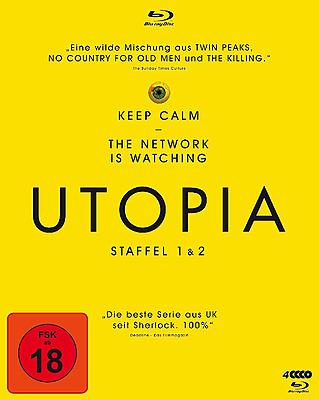 Einfach und sicher online bestellen: Utopia - Staffel 1+2 in Österreich kaufen.