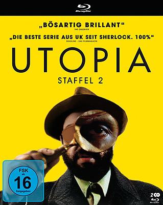 Einfach und sicher online bestellen: Utopia - Staffel 2 in Österreich kaufen.