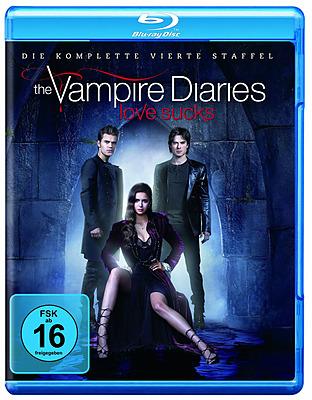 Einfach und sicher online bestellen: The Vampire Diaries - Die komplette 4. Staffel in Österreich kaufen.