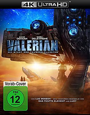 Einfach und sicher online bestellen: Valerian 4K Ultra HD in Österreich kaufen.