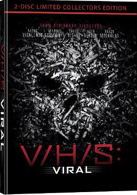Einfach und sicher online bestellen: V/H/S: Viral 2-Disc Limited Collectors Edition in Österreich kaufen.