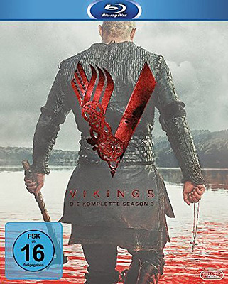 Einfach und sicher online bestellen: Vikings - Die komplette dritte Season in Österreich kaufen.