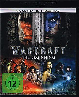 Einfach und sicher online bestellen: Warcraft: The Beginning 4K Ultra HD in Österreich kaufen.