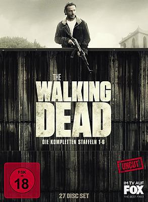 Einfach und sicher online bestellen: The Walking Dead Staffel 1-6 in Österreich kaufen.