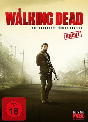 Einfach und sicher online bestellen: The Walking Dead - Die komplette fünfte Staffel in Österreich kaufen.