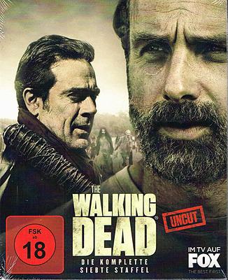 Einfach und sicher online bestellen: The Walking Dead Staffel 7 in Österreich kaufen.