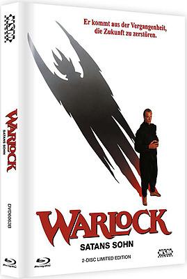 Einfach und sicher online bestellen: Warlock - Satans Sohn Limited Mediabook Cover B in Österreich kaufen.