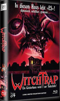 Einfach und sicher online bestellen: Witchtrap Limited Collectors Edition Cover A in Österreich kaufen.