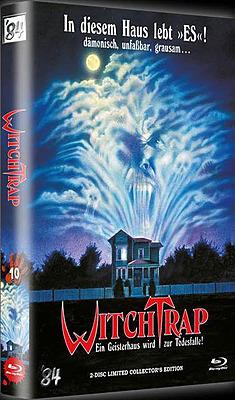 Einfach und sicher online bestellen: Witchtrap Limited Collectors Edition Cover B in Österreich kaufen.