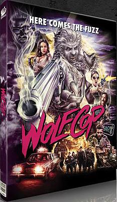 Einfach und sicher online bestellen: Wolfcop Limited 333 Edition Mediabook Cover B in Österreich kaufen.