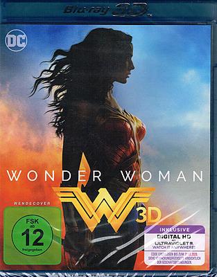 Einfach und sicher online bestellen: Wonder Woman 3D in Österreich kaufen.