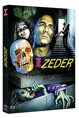 Einfach und sicher online bestellen: Revenge of the Dead Limited 444 Mediabook Cover A in Österreich kaufen.