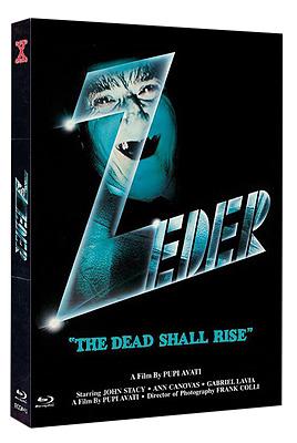 Einfach und sicher online bestellen: Revenge of the Dead Limited 222 Mediabook Cover C in Österreich kaufen.