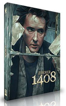 Einfach und sicher online bestellen: Zimmer 1408 Limited 666 Mediabook Cover A in Österreich kaufen.