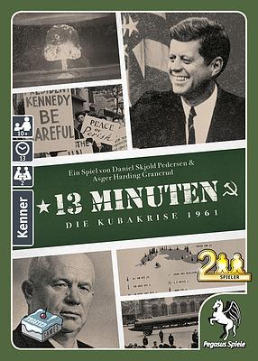 Einfach und sicher online bestellen: 13 Minuten - Die Kubakrise 1962 in Österreich kaufen.