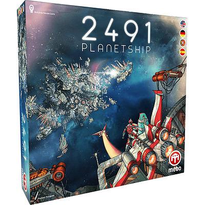 Einfach und sicher online bestellen: 2491: Planetship in Österreich kaufen.