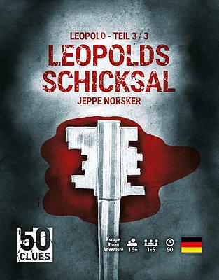 Einfach und sicher online bestellen: 50 Clues Leopolds Schicksal in Österreich kaufen.