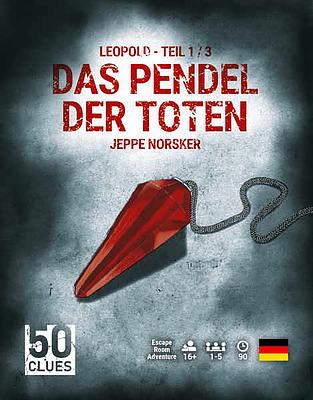 Einfach und sicher online bestellen: 50 Clues Das Pendel der Toten in Österreich kaufen.
