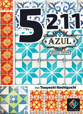Einfach und sicher online bestellen: 5211 - Azul Edition in Österreich kaufen.