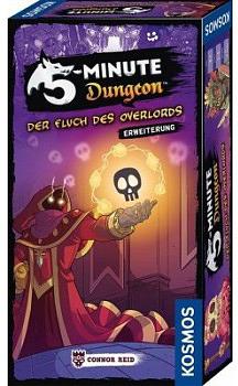 Einfach und sicher online bestellen: 5-Minuten Dungeon - Der Fluch des Overlords in Österreich kaufen.