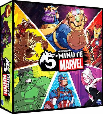 Einfach und sicher online bestellen: 5-Minuten - Marvel in Österreich kaufen.