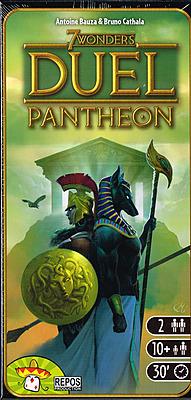 Einfach und sicher online bestellen: 7 Wonders Duel: Pantheon in Österreich kaufen.